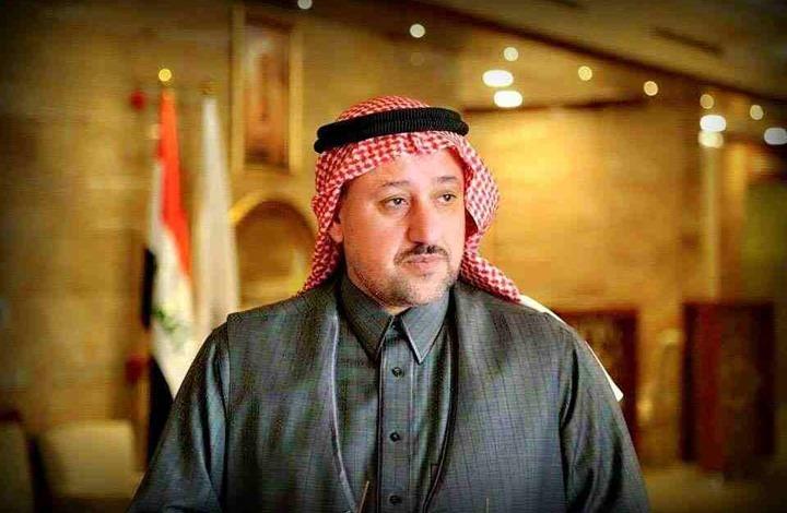 رئيس تحالف العزم عميل موساد لايحمل شهادة الثالث المتوسط…!!