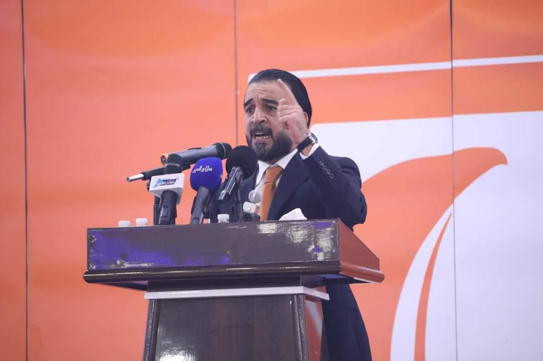 الرئيس محمد الحلبوسي من صلاح الدين يعاهد أهلها بانطلاق مشروع كبير لإعمار المحافظة
